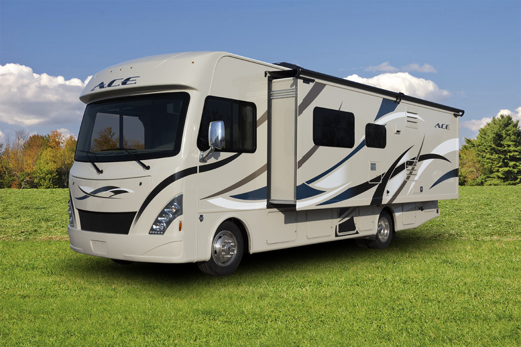 2016-Thor-Motor-Coach-ACE-exterior-with-slide